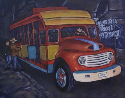 Tijuana Taxi by spudsy2