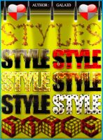 Styles from Gala3D 20 by Gala3d
