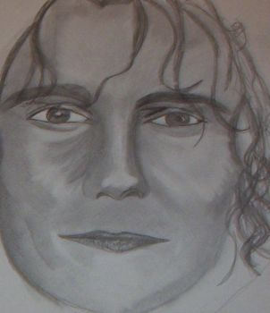 Orlando Bloom by FloweringWolfsbane