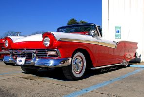 1957 Ford Fairlane by E-Davila-Photography