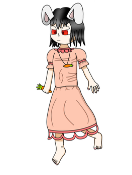 Tewi Inaba by 0RedMist0