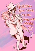[ Holding you close ] by mochiibun