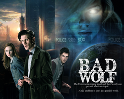 Bad Wolf by BookLover1123