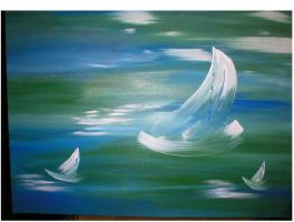 Sailing Fantasy by art4oceans