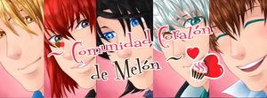 Facebook Cover #45 ~ Amour Sucre by MichelleMegurine