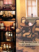 Castle Interiors Pack 1 by ALP-Stock