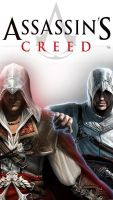 assassins creed 1,2 by kendra188