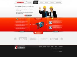 Samet Hardware by sobot