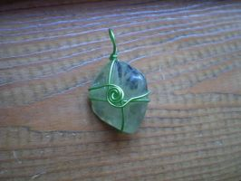 prehnite with Epidote by xXTheHeinousXx