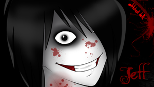 Jeff The Killer: Blood. by Xx-Stitched-Doll-xX