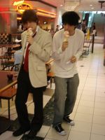 icecream yaoi death note by smilelykitty418
