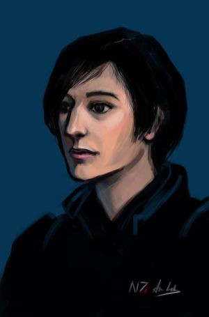 FemShep commission by me9999