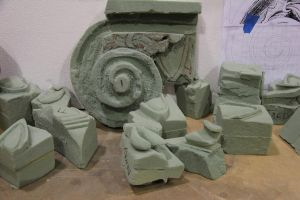 Practice Volute Carving by LocationCreator