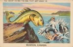 Wiarton Canada - The One That Got Away by Yesterdays-Paper