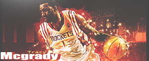 Tracy McGrady by Garcho