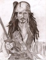 Johnny Depp by animelove1234