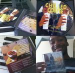 #CHILLED COFFEE Limited CD run! by Lightning-Powered