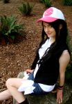 Touko: Think You Can Beat Me? by AnyaPanda