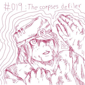 The corpses defiler by massko-uni13