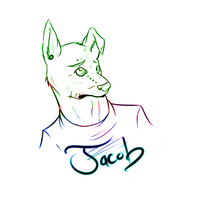 Jacob Badge Thing by Nasvelliels