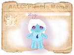 [AALC] Zoya Plush Meme by xxDraconikaxx