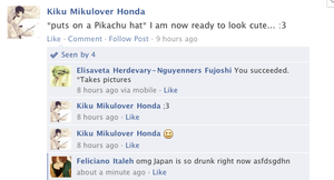 Hetalia Facebook: Drunk by gilxoz-epicness