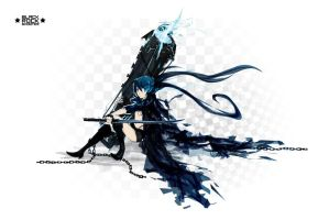 Black Rock Shooter by ChasingArtwork