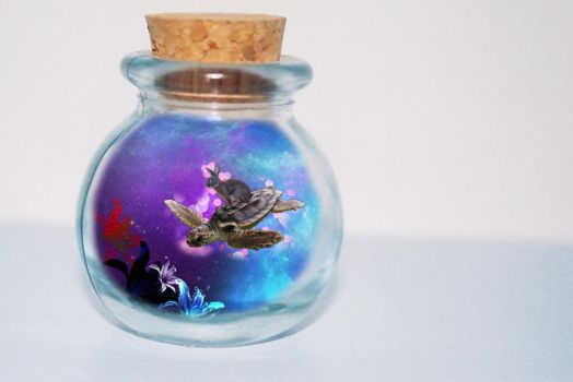 A Jar of Fun and Fantasy by Never-Cry-Again