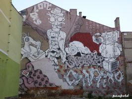 Graffiti 2 by penfold5