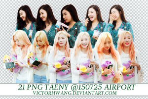 PACK PNG TAENY @150725 AIRPORT by victorhwang