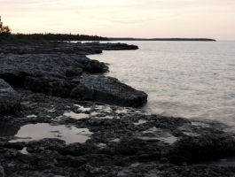 Georgian Bay Sunset by ElevenSpecial