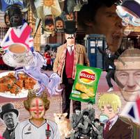 The most Brittish thing on the face of the earth by XEPICTACOSx