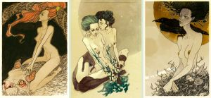 Ladies by MadLittleClown