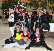 Cosplay Check:ORG XIII Group by Rhythm-Wily