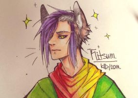 Kitsum by KillDoldegrander