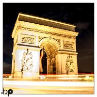 l'arc nuit by boproductions