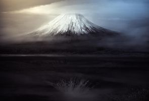 fuji colors attempt 1 by andrekosslick