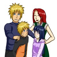family uzumaki by jessby