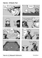 Naruto: Ultimate Pool by sazzykins