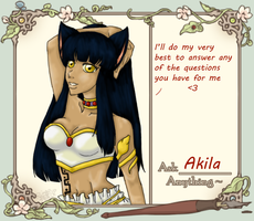 VolSa: Ask Me Anything by DizDear