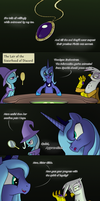 Rainbow Wake: SSBE by thestoicmachine