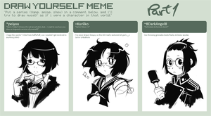 Draw Yourself MeMe - P.1 by hyunit