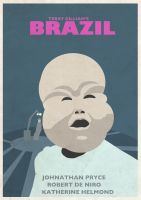 Brazil Poster by countevil