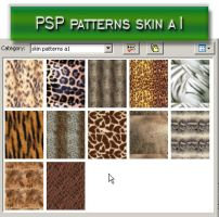 psp patterns skin a1 by feniksas4