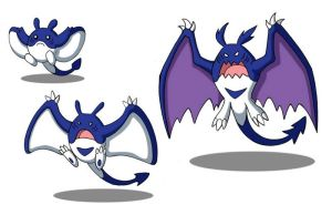 Mantirus and Evolutions by 070trigger