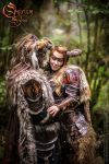 Photoshoot 2015 : Celtic love by Deakath