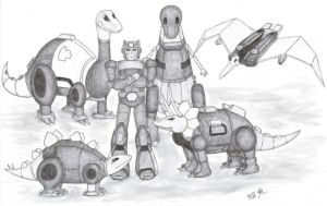 Kup's fanclub by Nekoazuma