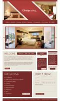 Hotels Website by Elad-M