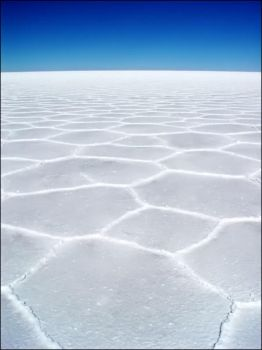 Salt Desert of Uyuni, no1 by moonmerlin