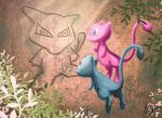 Ancient Mew by heather737